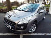 2010 Peugeot 3008 1.6 HDi 112 Sport 5 door Diesel Estate