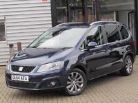 2015 SEAT Alhambra 2.0 TDI CR Ecomotive I TECH 5 door Diesel People Carrier
