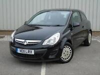 2011 Vauxhall Corsa 1.3 CDTi ecoFLEX Exclusiv 3 door [AC] Diesel Hatchback