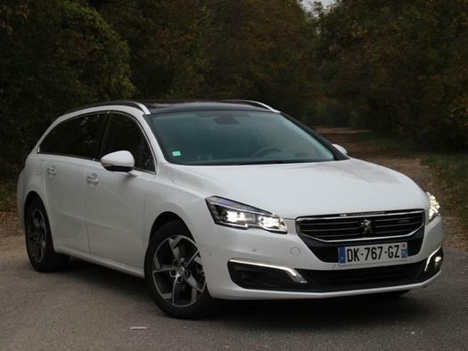 2016 peugeot 508 sw 1 6 bluehdi 120 allure 5 door diesel estate in bletchley buckinghamshire. Black Bedroom Furniture Sets. Home Design Ideas