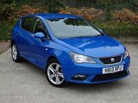 2013 SEAT Ibiza 1.4 Toca 5 door Petrol Hatchback