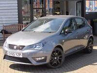 2015 SEAT Ibiza 1.2 TSI 110 FR Technology 5 door Petrol Hatchback
