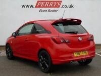 2017 Vauxhall Corsa 1.4 [75] Limited Edition 3 door Petrol Hatchback