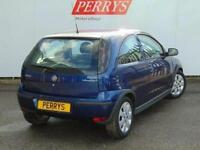 2006 Vauxhall Corsa 1.4i 16V SXi 3 door Petrol Hatchback