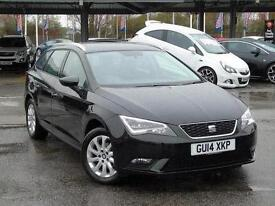 2014 SEAT Leon ST 1.6 TDI SE 5 door DSG [Technology Pack] Diesel Estate