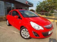 2011 Vauxhall Corsa 1.2 Excite 3 door [AC] Petrol Hatchback