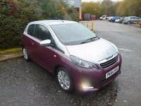 2014 Peugeot 108 1.0 Active 3 door Petrol Hatchback