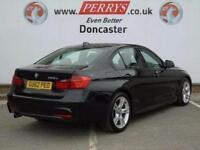 2012 BMW 3-Series 320d M Sport 4 door Diesel Saloon