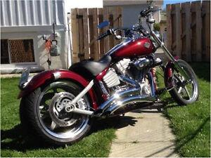 2008 Harley Davidson Rocker FXCW