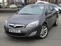 2012 Vauxhall Astra 1.7 CDTi 16V ecoFLEX Elite [125] 5 door Diesel Hatchback