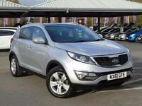 2011 Kia Sportage 2.0 CRDi KX-2 5 door Diesel Estate