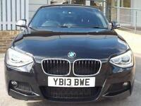 2013 BMW 1-Series 118d M Sport 5 door Diesel Hatchback