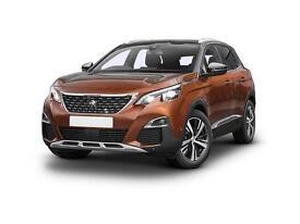 2017 Peugeot 3008 1.2 Puretech Active 5 door Petrol Estate