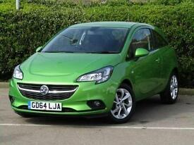 2015 Vauxhall Corsa 1.2 Excite 3 door [AC] Petrol Hatchback