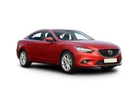 2017 Mazda 6 2.0 SE 4 door Petrol Saloon