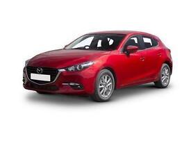 2017 Mazda 3 2.0 SE 5 door Petrol Hatchback