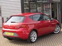 2017 SEAT Leon 1.4 EcoTSI 150 FR Technology 5 door Petrol Hatchback