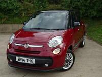2014 Fiat 500L 1.6 Multijet 105 Lounge 5 door Diesel Hatchback