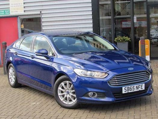 2016 Ford Mondeo 1.5 TDCi ECOnetic Zetec 5 door Diesel Hatchback