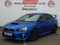 2015 Subaru WRX STi 2.5 WRX STi Type UK 4 door Petrol Saloon