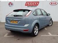 2008 Ford Focus 1.8 TDCi Zetec 5 door Diesel Hatchback