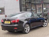 2012 Lexus IS 250 Advance 4 door Auto Petrol Saloon