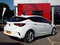 2017 Vauxhall Astra 1.4T 16V 150 SRi Vx-line Nav 5 door Petrol Hatchback