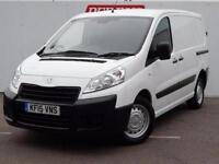 2015 Peugeot Expert 1000 1.6 HDi 90 H1 Professional Van Diesel