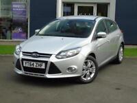 2014 Ford Focus 1.6 125 Titanium Navigator 5 door Powershift Petrol Hatchback