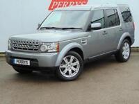 2012 Land Rover Discovery 4 3.0 SDV6 255 GS 5 door Auto Diesel Estate