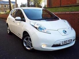 2013 Nissan LEAF Acenta 5 door Auto Electric Hatchback