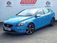 2014 Volvo V40 D2 R DESIGN 5 door Diesel Hatchback