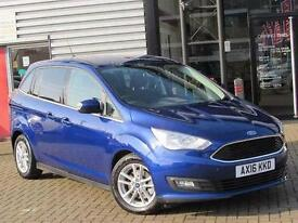 2016 Ford C-MAX 1.5 TDCi Zetec 5 door Diesel Estate