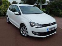 2014 Volkswagen Polo 1.4 Match Edition 3 door Petrol Hatchback