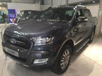 2016 Ford Ranger Pick Up Double Cab Wildtrak 3.2 TDCi 200 Diesel Double Cab Pick
