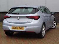 2016 Vauxhall Astra 1.0T 12V ecoFLEX SRi Nav 5 door Petrol Hatchback