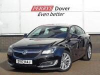 2017 Vauxhall Insignia 1.4T Design Nav 5 door [Start Stop] Petrol Hatchback