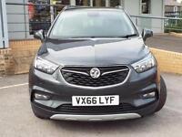 2016 Vauxhall Mokka X 1.6CDTi [136] Design Nav 5 door Diesel Hatchback