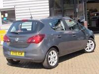 2015 Vauxhall Corsa 1.4 ecoFLEX Excite 5 door [AC] Petrol Hatchback