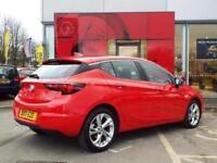2017 Vauxhall Astra 1.4T 16V 150 SRi Nav 5 door Petrol Hatchback