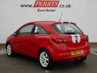 2017 Vauxhall Corsa 1.4 [75] Sting 3 door Petrol Hatchback