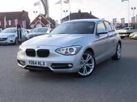 2014 BMW 1-Series 116d Sport 5 door Diesel Hatchback