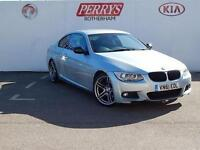 2011 BMW 3-Series 320d M Sport 2 door Step Auto Diesel Coupe
