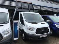 2016 Ford Transit 2.2 TDCi 125ps 'One Stop' Tipper [1 Way] Diesel Tipper