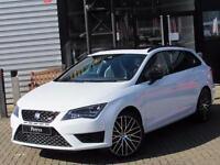 SEAT Leon Cupra ST 2.0 TSI Cupra Black 290 5 door DSG Petrol Estate
