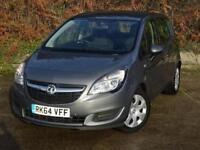 2014 Vauxhall Meriva 1.4T 16V Exclusiv 5 door Auto Petrol Estate