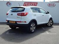 2013 Kia Sportage 1.7 CRDi ISG 3 5 door [Sat Nav] Diesel Estate