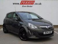2014 Vauxhall Corsa 1.2 Limited Edition 5 door Petrol Hatchback