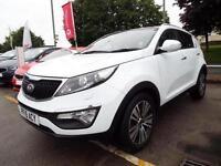 2015 Kia Sportage 1.7 CRDi ISG 3 5 door Diesel Estate