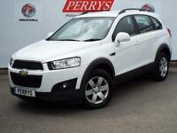 2013 Chevrolet Captiva 2.2 VCDi LT 5 door Auto [7 Seats] Diesel Estate